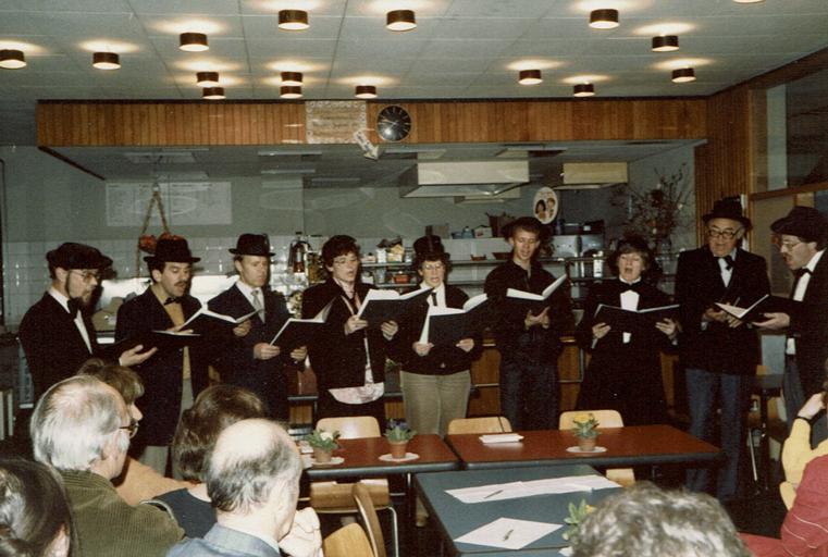 20-Jahr-Jubiläumsfeier 1986