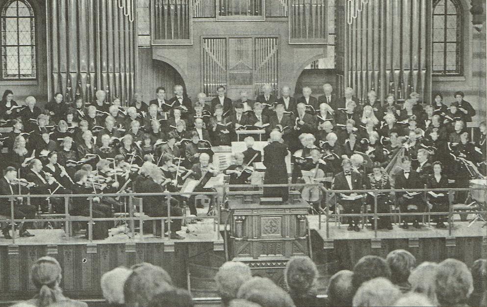 30 Jahre Singkreis 1996