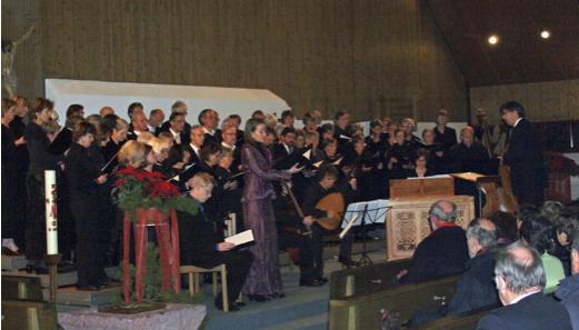 Abschiedskonzert Hanimann 2007