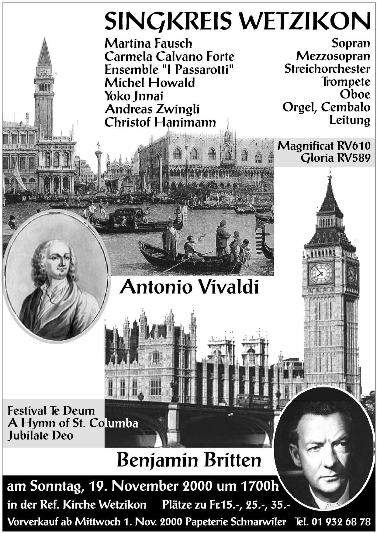 2000 Vivaldi, Britten