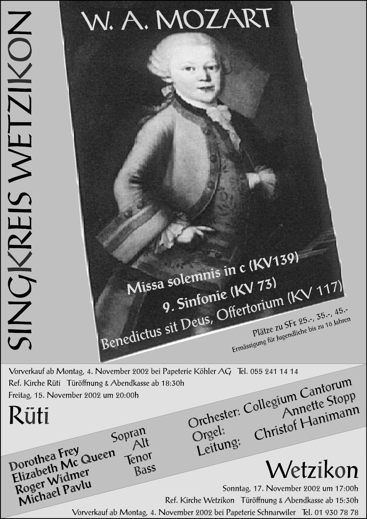 2002 W.A.Mozart