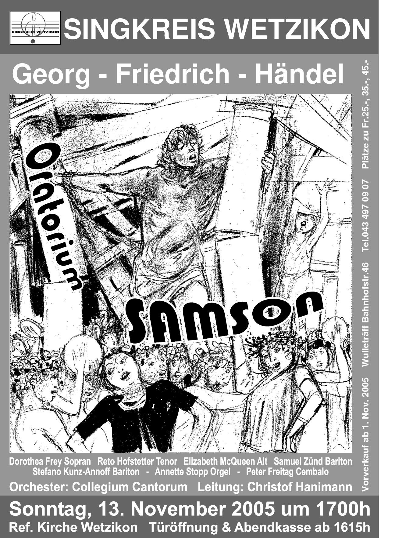 2005 Samson