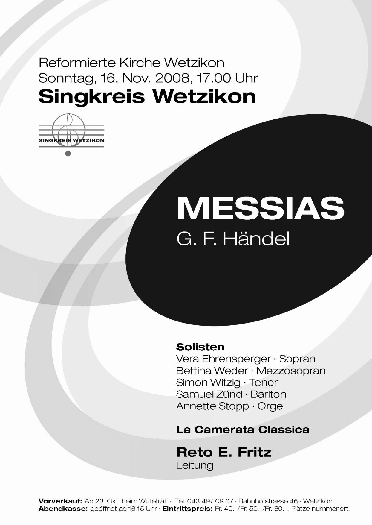 2008 Messias