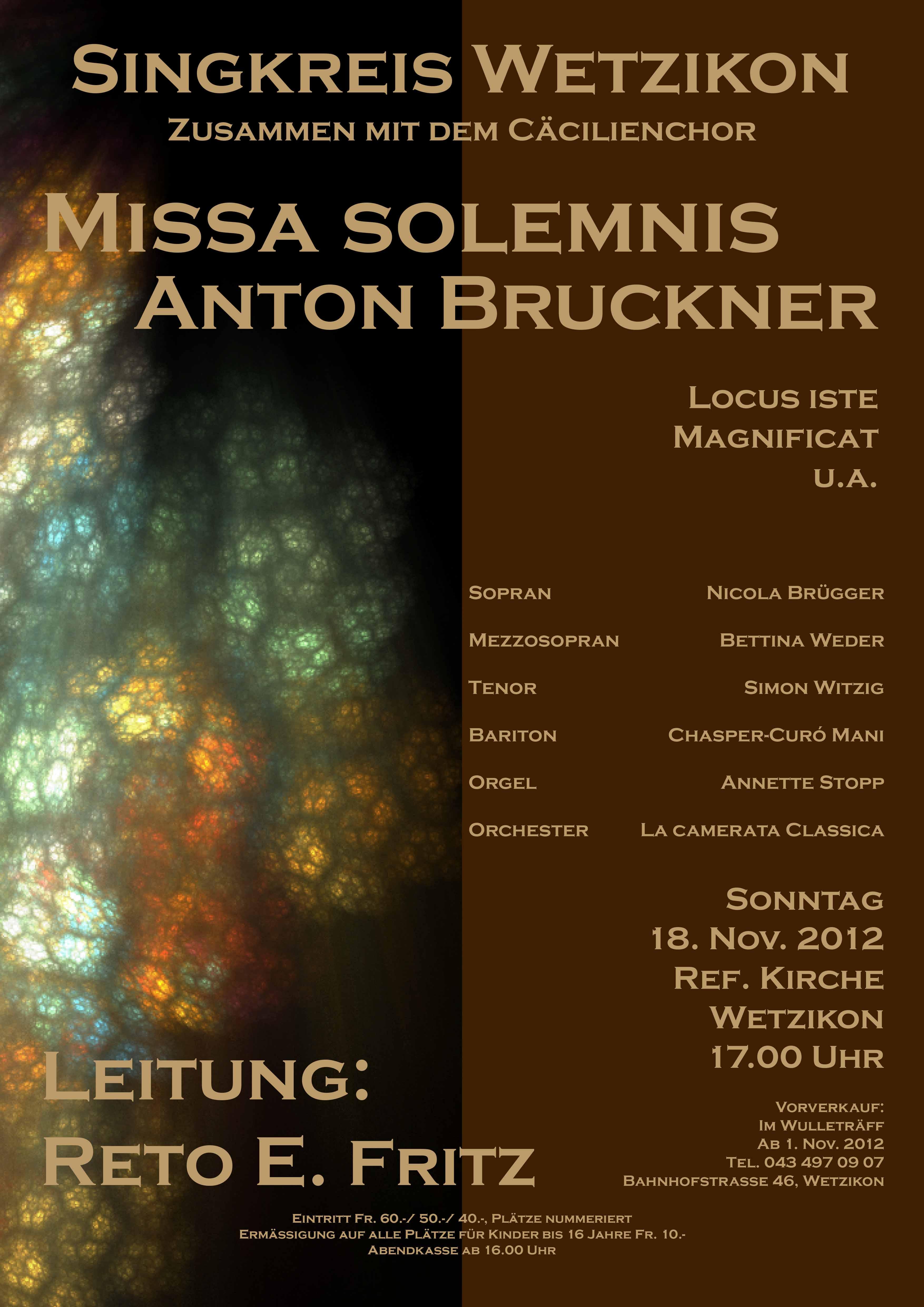 2012 Bruckner